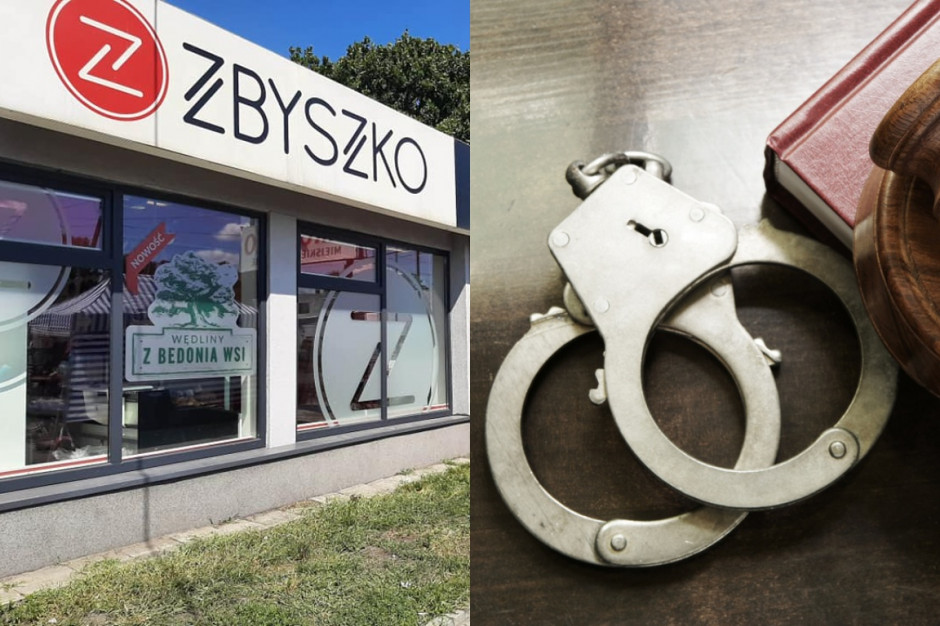 Właściciel ZM Zbyszko aresztowany