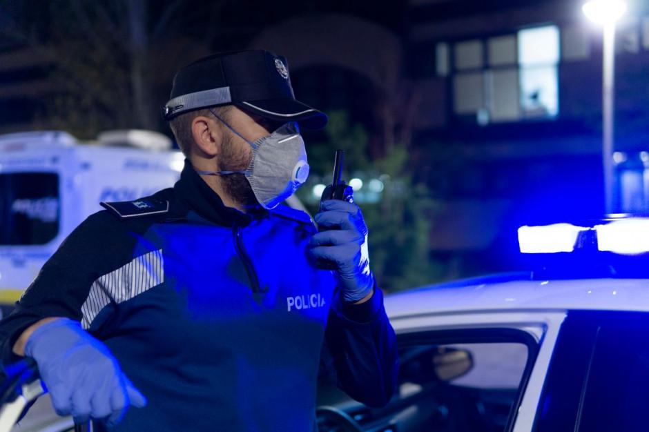 Komendant Główny Policji: będziemy rozliczać łamiących obostrzenia
