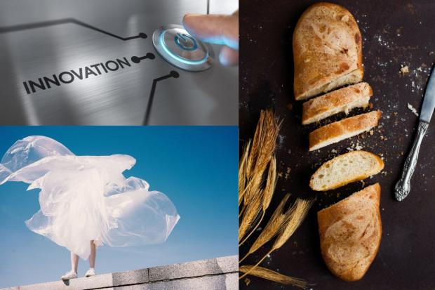 Ekologiczna folia i niemarnowanie pieczywa nagrodzone za innowacje