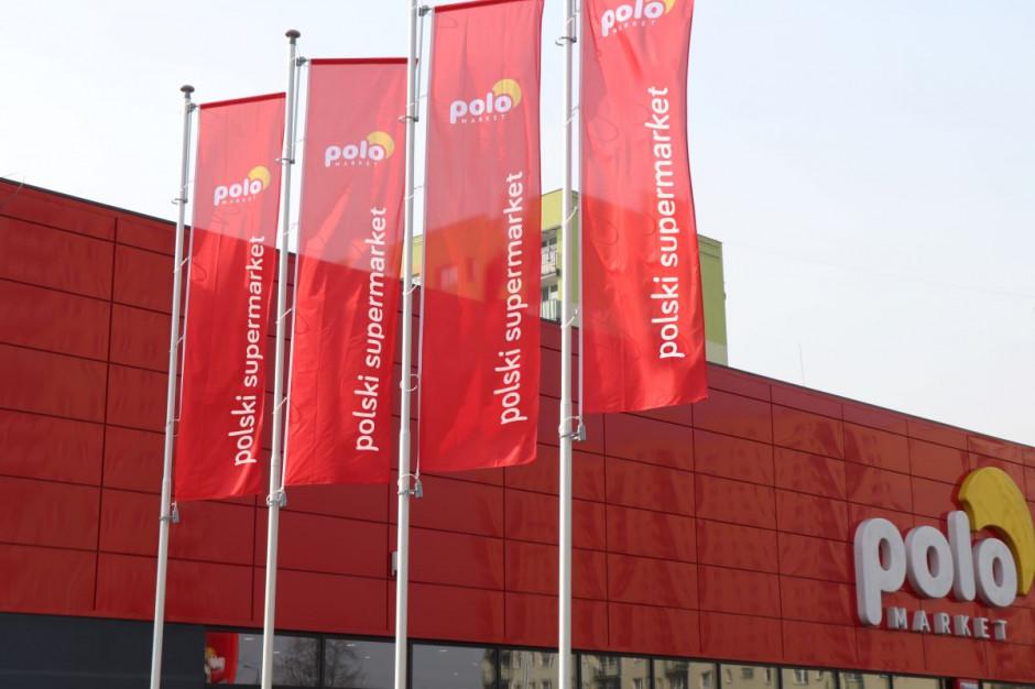Polomarket modernizuje sklepy