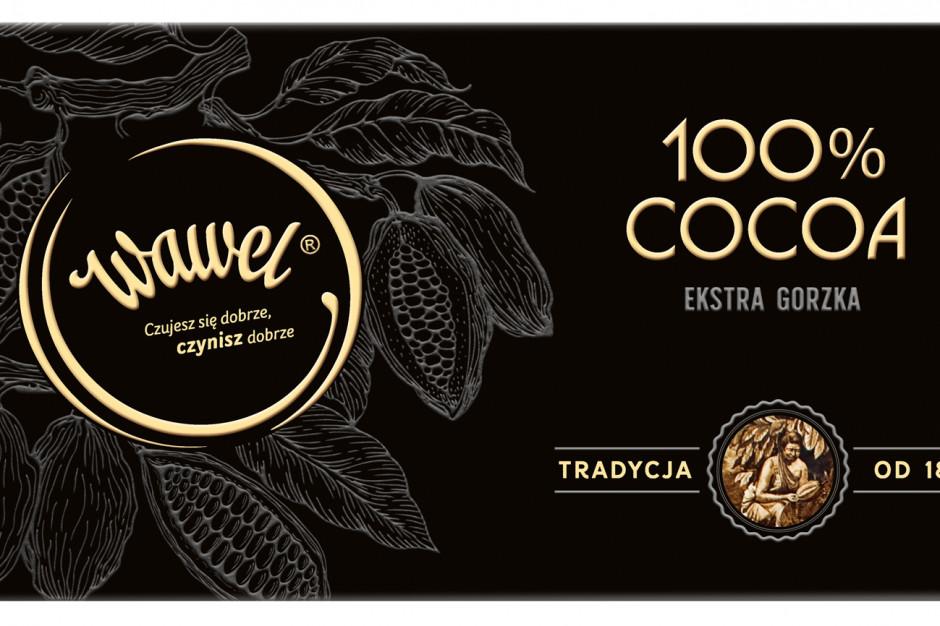 Wawel wprowadza czekoladę opartą tylko na jednym surowcu