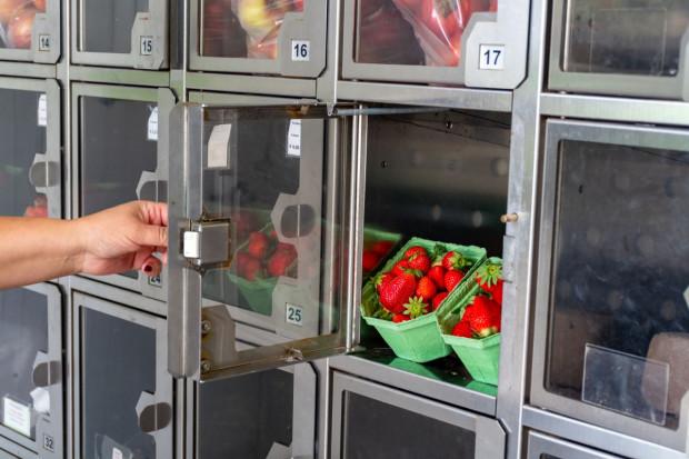 Opole: ruszył automat sprzedający owoce i warzywa