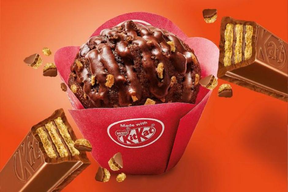 Nestle z nowym formatem KitKatów w Żabce