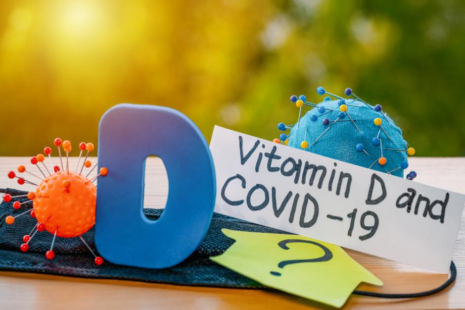 Niedobór witaminy D to większe ryzyko zgonu na COVID-19
