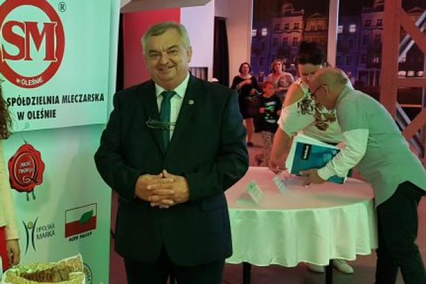 Zmarł prezes OSM Oleśno