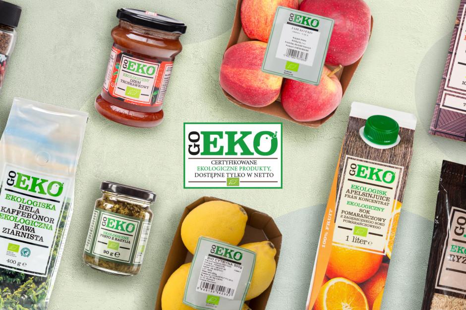Netto rozszerza asortyment produktów ekologicznych