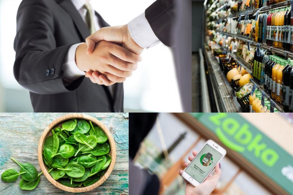 7 przejęć i kooperacji na rynku spożywczym i handlowym w I kw.