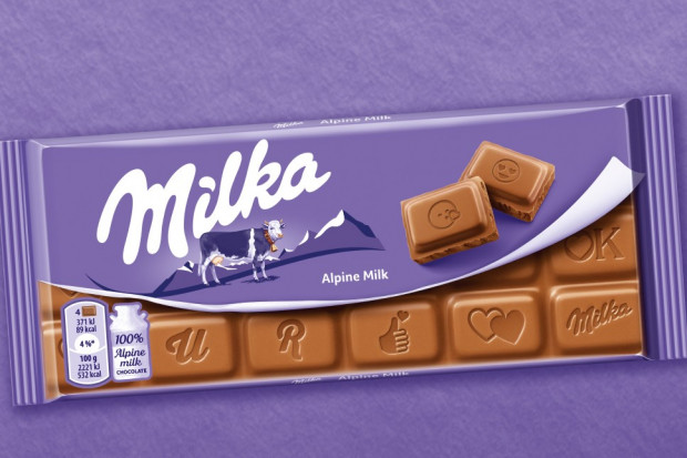 Milka z programem w TV i specjalną edycją czekolady