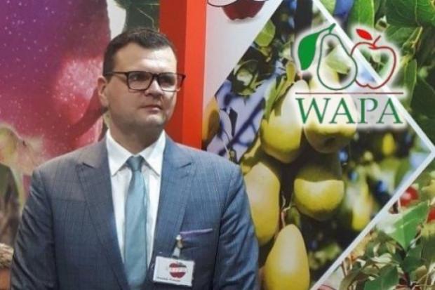 Polak na czele World Apple and Pear Association