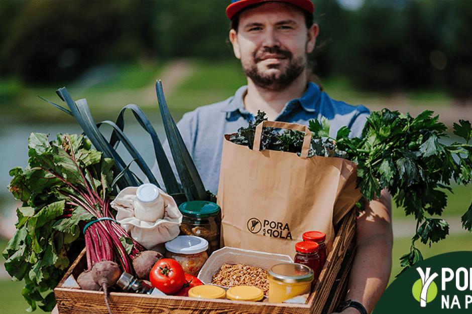 Pora na Pola chce sprzedawać żywność w modelu subskrypcyjnym