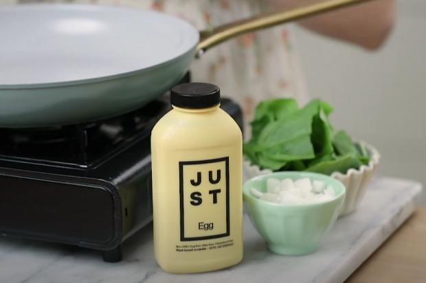 Producent wegańskiej jajecznicy nabiera rozpędu
