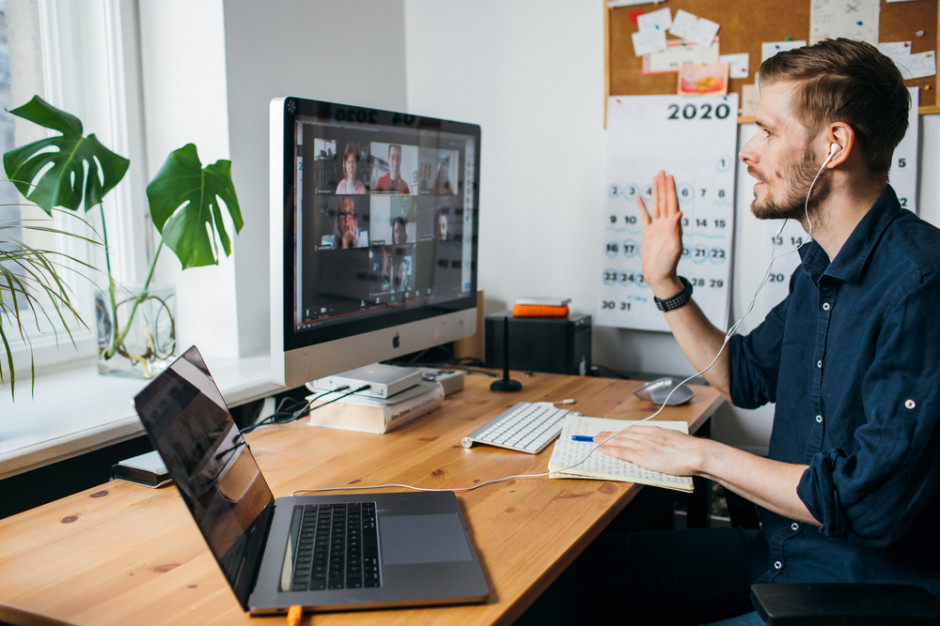 Praca zdalna może ustąpić miejsca hybrydowym formom zatrudnienia