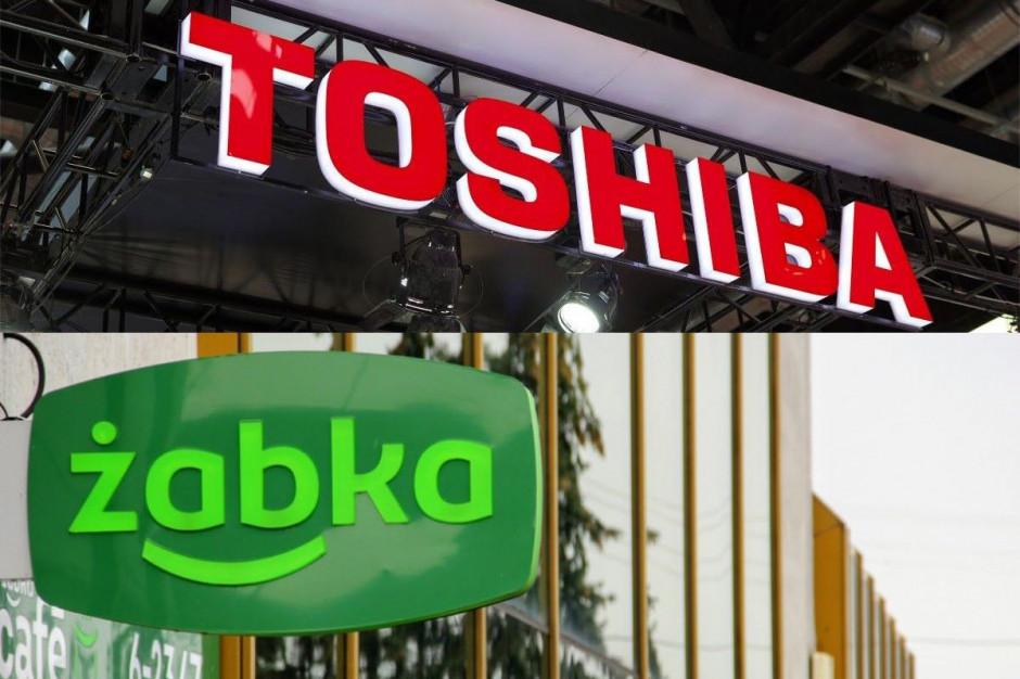 Właściciel Żabki ma chrapkę na Toshibę