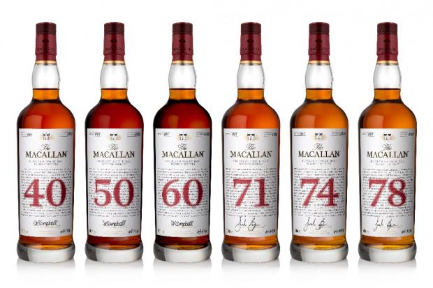 Najstarsza whisky The Macallan już w Polsce, nawet 350 tys. zł/butelkę