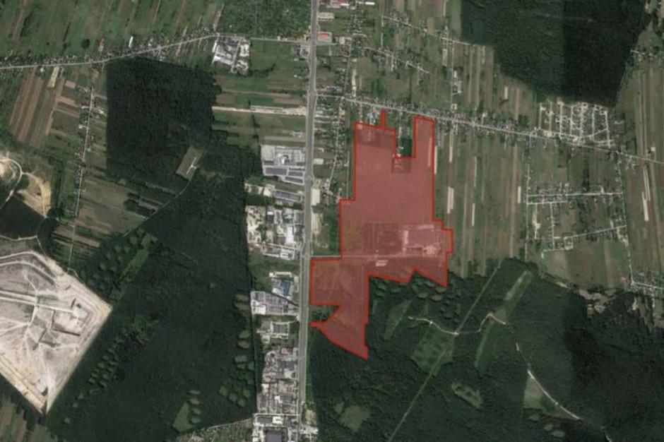 Kielce: teren po browarze Belgia wystawiony na sprzedaż