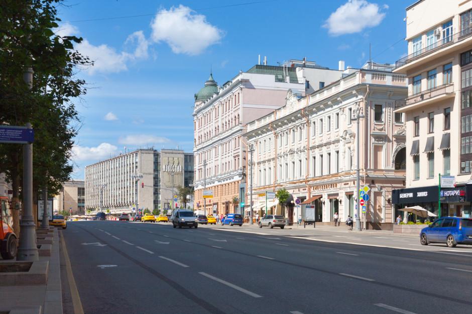 Rosja: Pandemia wbiła gwóźdź do trumny słynnego sklepu