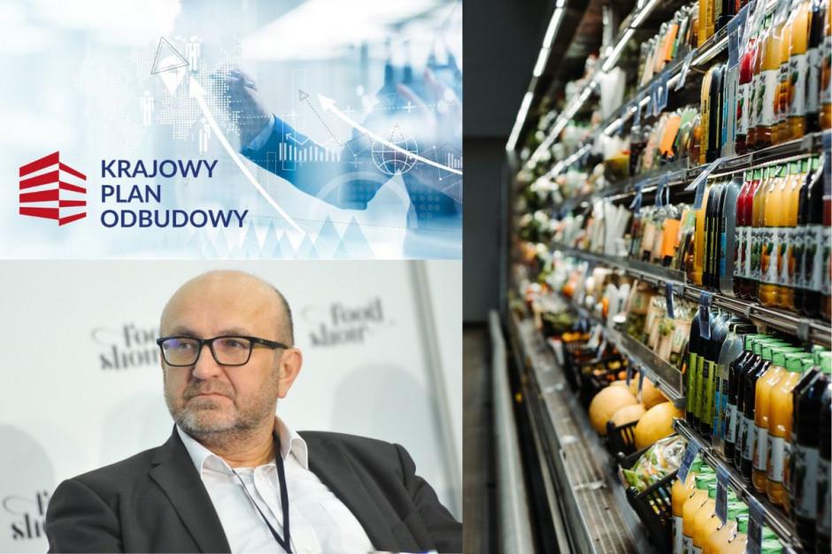 Krajowy Plan Odbudowy - Jak może skorzystać branża spożywcza?