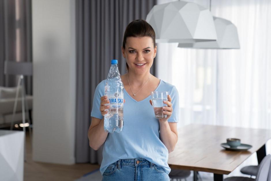 Agnieszka Radwańska ambasadorką wody Jurajska