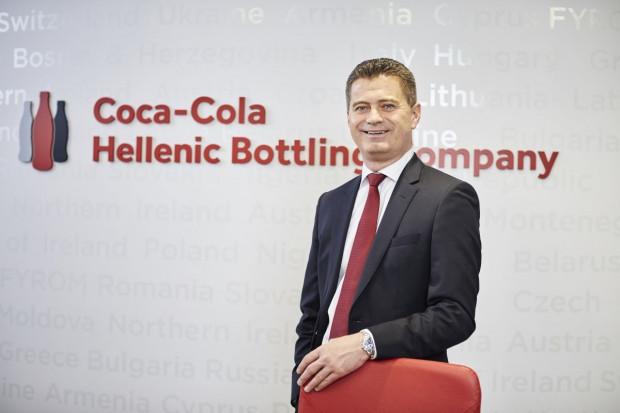CEO Coca-Cola HBC: Zdolność adaptacji oznacza zwycięstwo