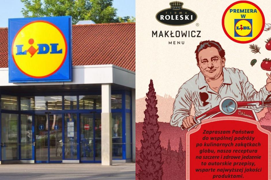 Sosy Roberta Makłowicza w Lidlu