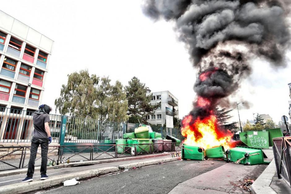 W Rzymie znów manifestacja grup poszkodowanych przez restrykcje