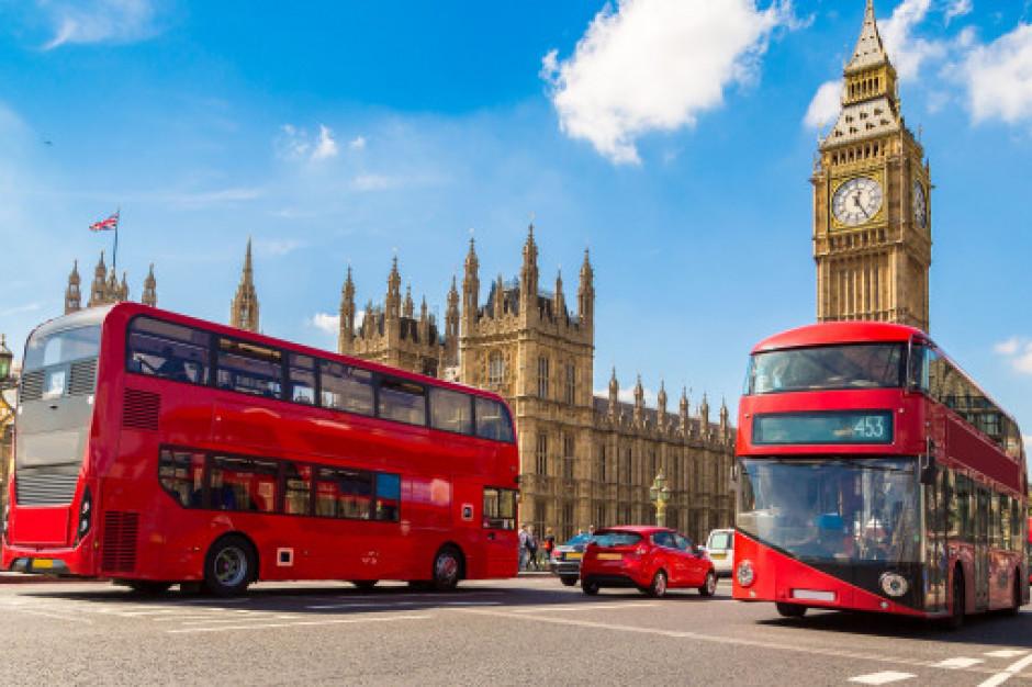 Odbicie w handlu pomiędzy UE a Wielką Brytanią