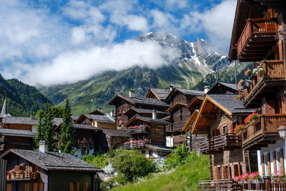 Szwajcaria otwiera ogródki restauracyjne
