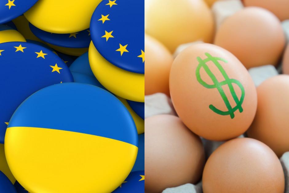 Ukraina: Jajeczny gigant zmniejszył produkcję o połowę