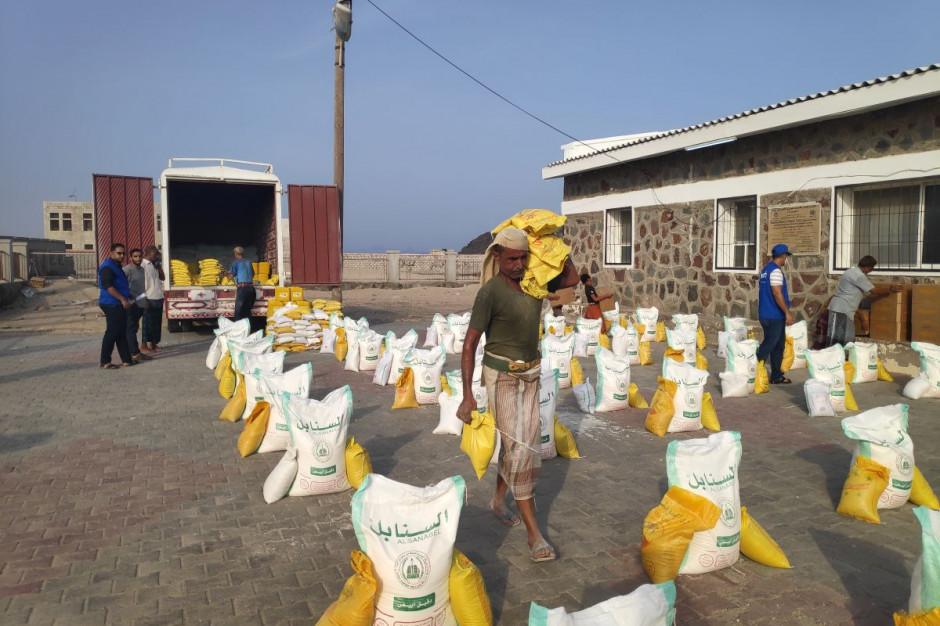 Katastrofalna sytuacja zw. z głodem na świecie m.in. przez COVID