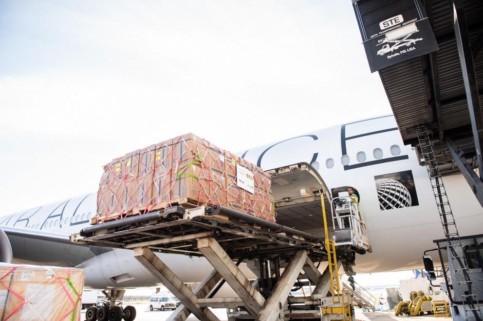 CEVA Logistics dołącza do United Airlines Eco-Skies Alliance