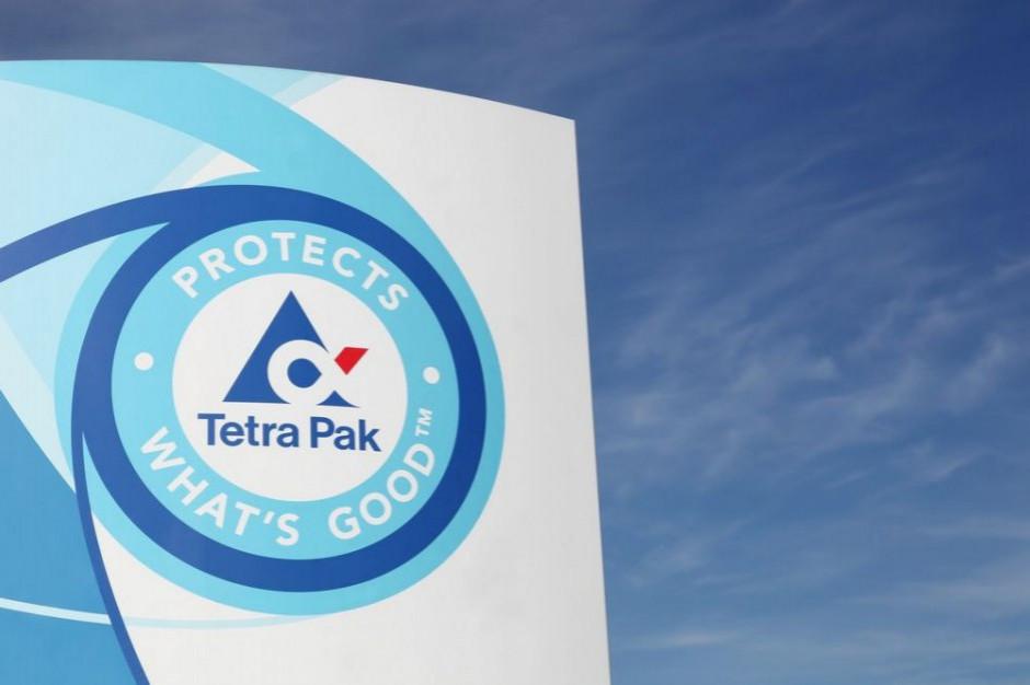 Tetra Pak chce stworzyć najbardziej zrównoważone opakowanie na żywność