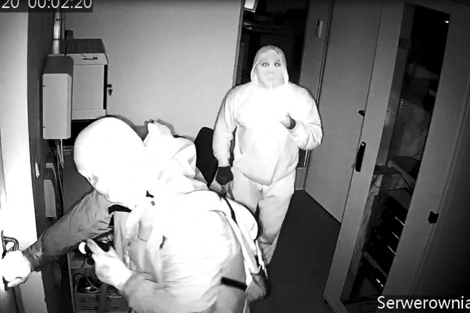Włamanie do zakładów mięsnych. Policja szuka sprawców