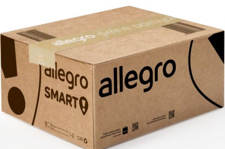 Allegro wprowadza ekologiczne opakowania i kartony