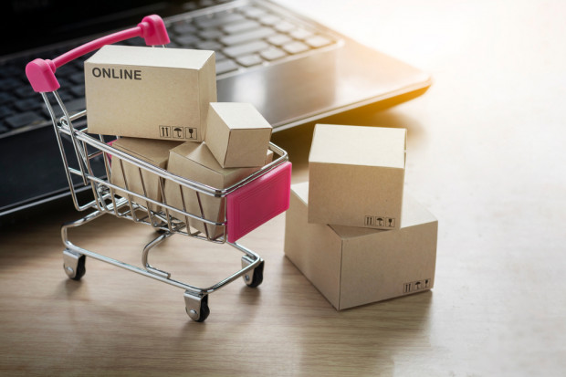 Wzrósł udział sprzedaży przez internet w sprzedaży detalicznej