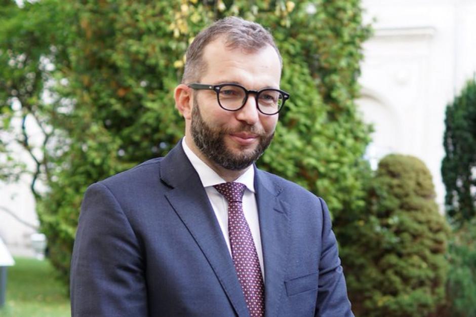 Grzegorz Puda wezwał do solidarności z polskimi rolnikami