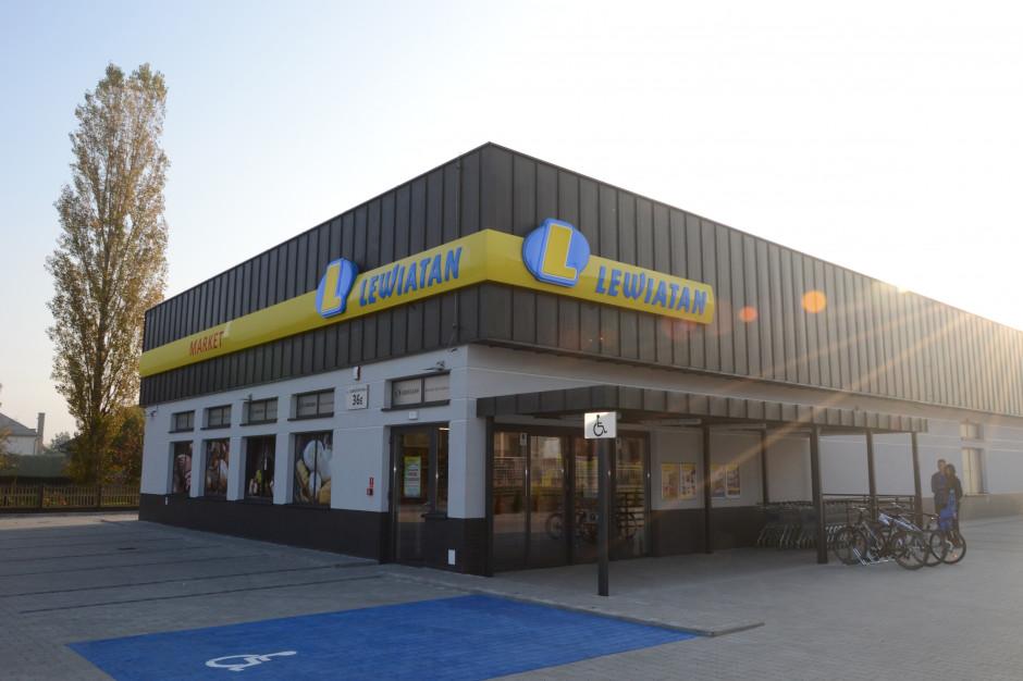 PSH Lewiatan inwestuje oraz powiększa i modernizuje sieć sklepów