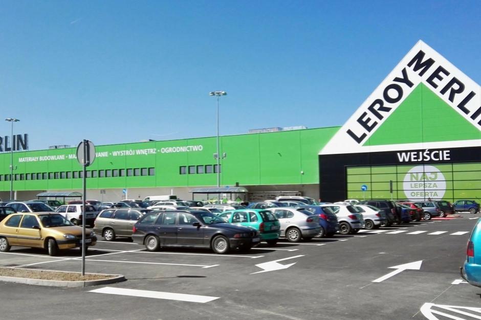 Leroy Merlin powiększa sieć sklepów w Warszawie