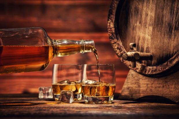 Policjanci zatrzymali złodzieja whisky