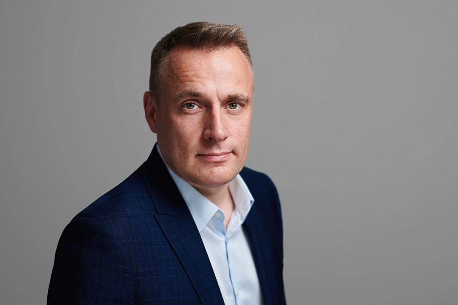 Tadeusz Puchała nowym dyrektorem ds. sprzedaży w DHL Parcel