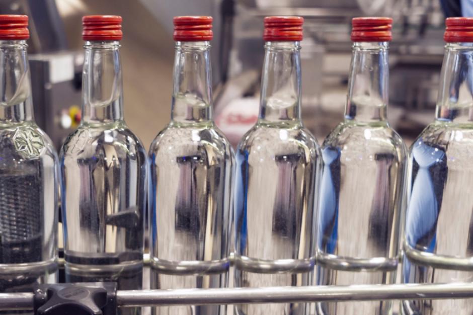 Produkcja wódki z niezłym wynikiem w I kw. 2021 r.