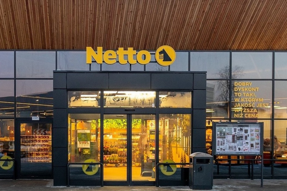 Netto wydłuża godziny pracy sklepów