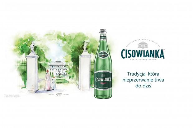 Nowa kampania reklamowa Cisowianki