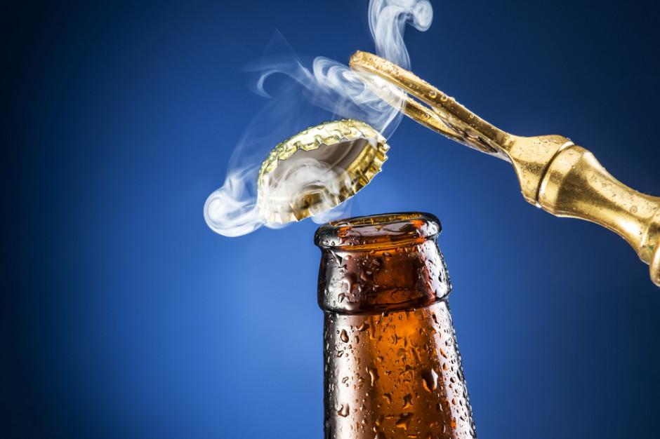 Produkcja piwa ostro przyspieszyła przed sezonem