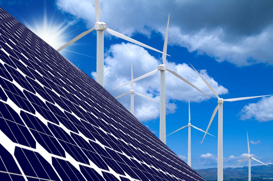 Prąd prosto z farm wiatrowych i słonecznych