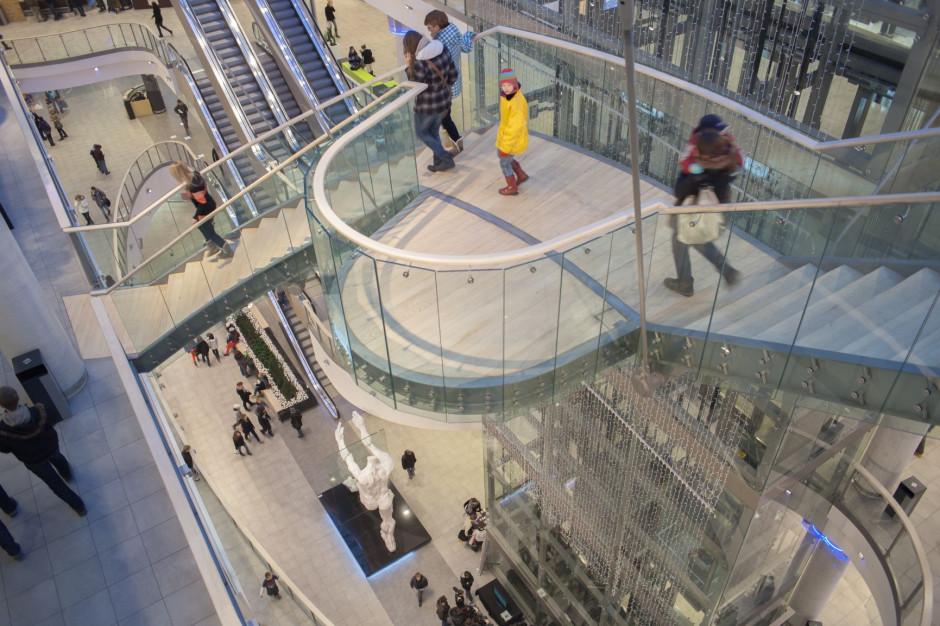 Rząd zapowiada pomoc dla najemców galerii handlowych