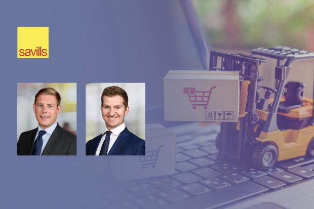 Savills: rozwój e-commerce zwiększa popyt na powierzchnie magazynowe