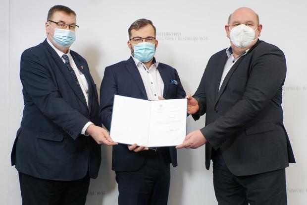 Krzysztof Jażdżewski wraca do GIW