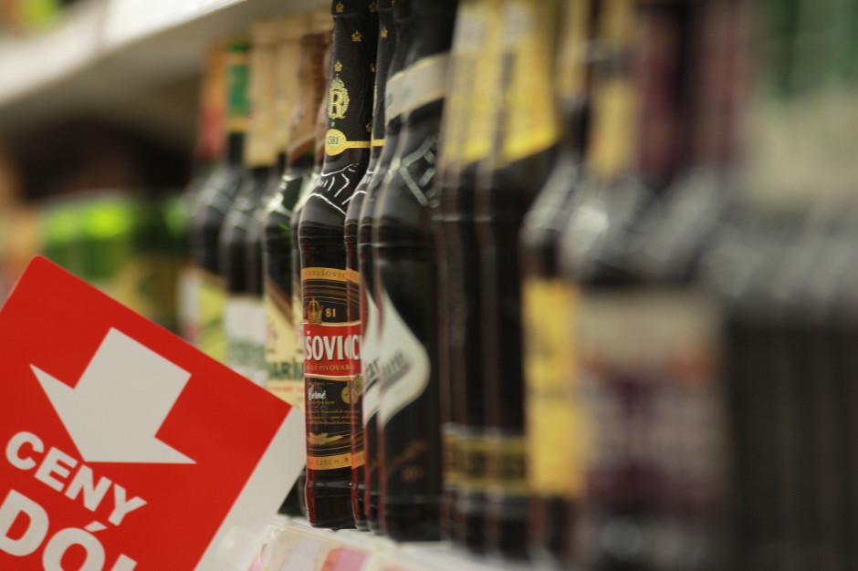 W Warszawie brakuje koncesji na sprzedaż alkoholu