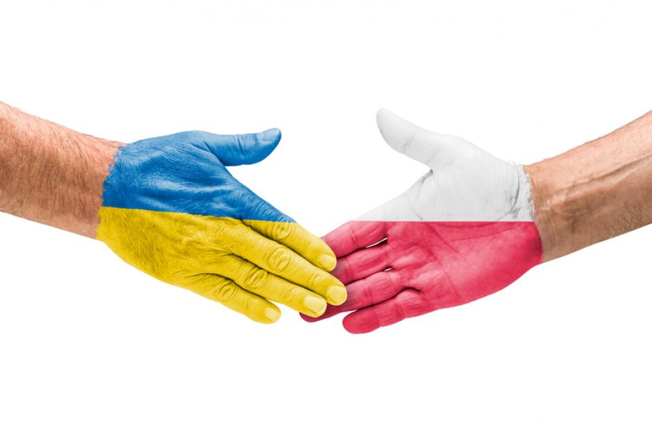 Gowin: jest potencjał na rozwój współpracy polsko-ukraińskiej
