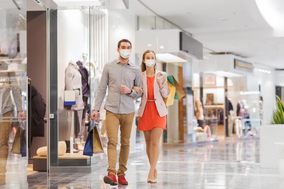 Centra handlowe apelują o odpowiedzialność w trakcie wizyt